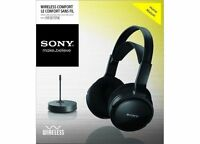 Sony MDR-RF811RK Wireless Rechargeable Stereo Headphones