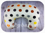DELUX-BREAST-FEEDING-MULTIPURPOSE-SUPPORT-PILLOW-MATERNITY-NURSING-WITH-COVER thumbnail 81