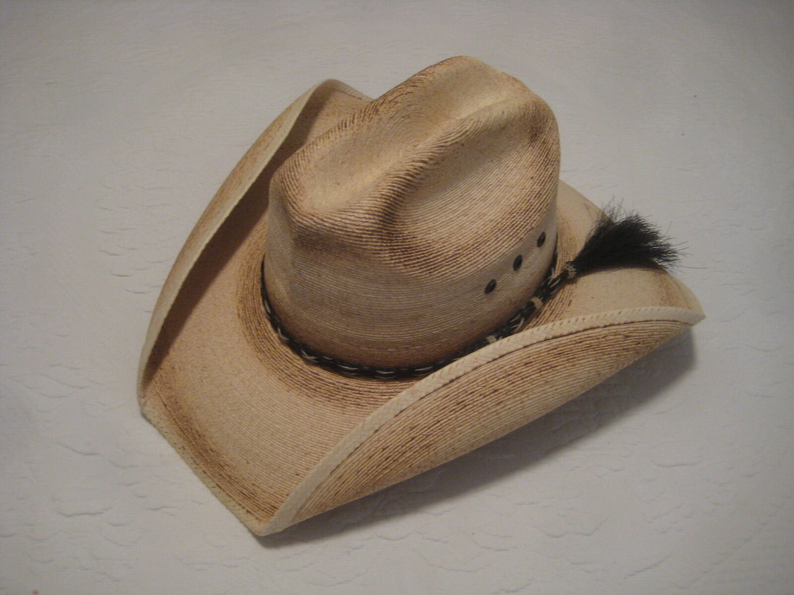Bullhide Southfork Ranch 20X Hat by Montecarlo 2500