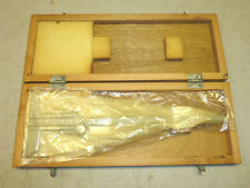 Nos Brown Amp Sharpe No 601 Vernier Depth Gage 8