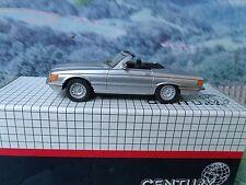 1/43 CENTURY  (France)  1975  MERCEDES 500 SL white metal
