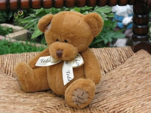 Tender Toys Holland I Love You Teddy Bear