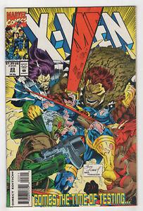 X-Men-23-Aug-1993-Marvel-Mr-Sinister-Fabian-Nicieza-Andy-Kubert-D