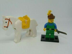 Lego-Castle-Forestman-Minifig-Figurine-Character-Set-6071-cas136