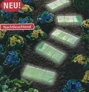 Er Set Gehwegplatten Selbstleuchtend Gartenplatten Bodenplatten - Günstige gartenplatten