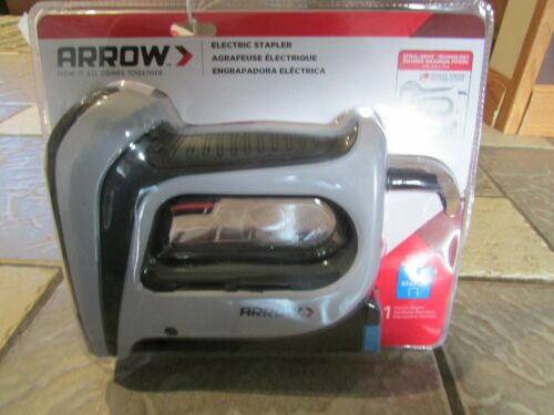NEW ARROW ELECTRIC STAPLER T50ACD ELECTRIC STAPLER GUN T50 FREE SHIP