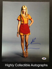 BETH BEHRS SIGNED 11X14 PHOTO AUTOGRAPH 2 BROKE GIRLS TWO PSA DNA COA