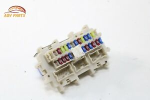 ⭐ 2011 2012 infiniti m37 m56 fuse box junction block control unitimage is loading 2011 2012 infiniti m37 m56 fuse box junction