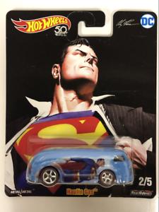 Hot-Wheels-50th-Superman-Haulin-Gas-Van-FKY26-New