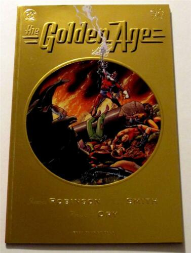 THE GOLDEN AGE DC BOOK FOUR 4 PAPERBACK PB