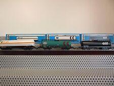 Märklin h0 4748 4747 4652 carri merci Set 3 pezzi carrello Caldaia Set in scatola originale u61