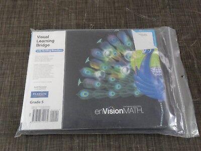 Pearson enVision Math Visual Learning Bridge ...