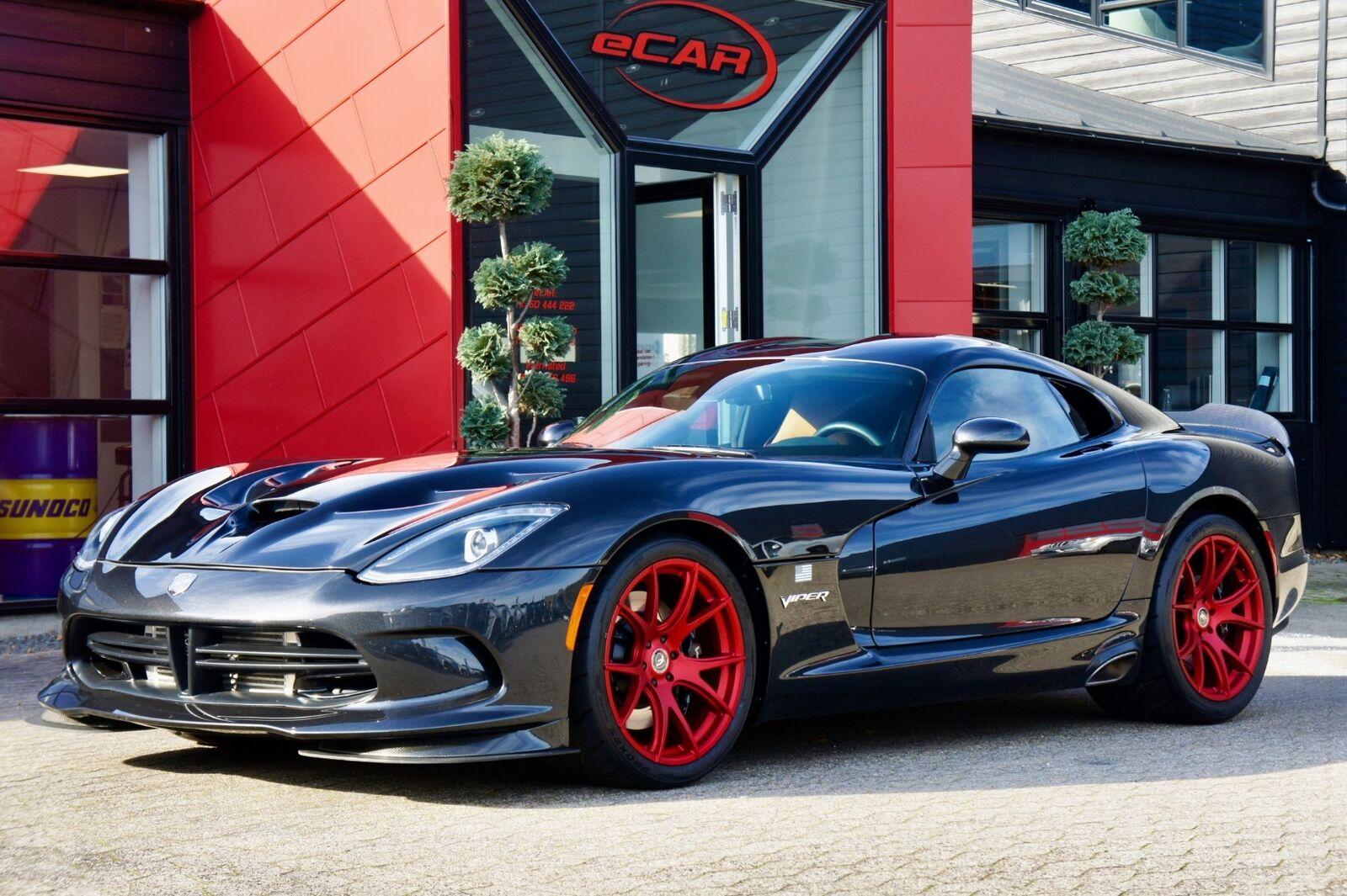 Dodge Viper 8,4 GTS 3d - 825.000 kr.