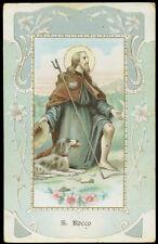 antica cartolina S.ROCCO
