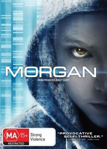 Morgan-DVD-NEW-Region-4-Australia