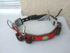 Buckingham Belt 38523q1 Size Large Tool Belt Made In Usa