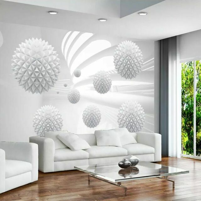 Non-woven Wallpapers 3d Wall Mural For Bedroom Living Room Wallpaper Anti-static