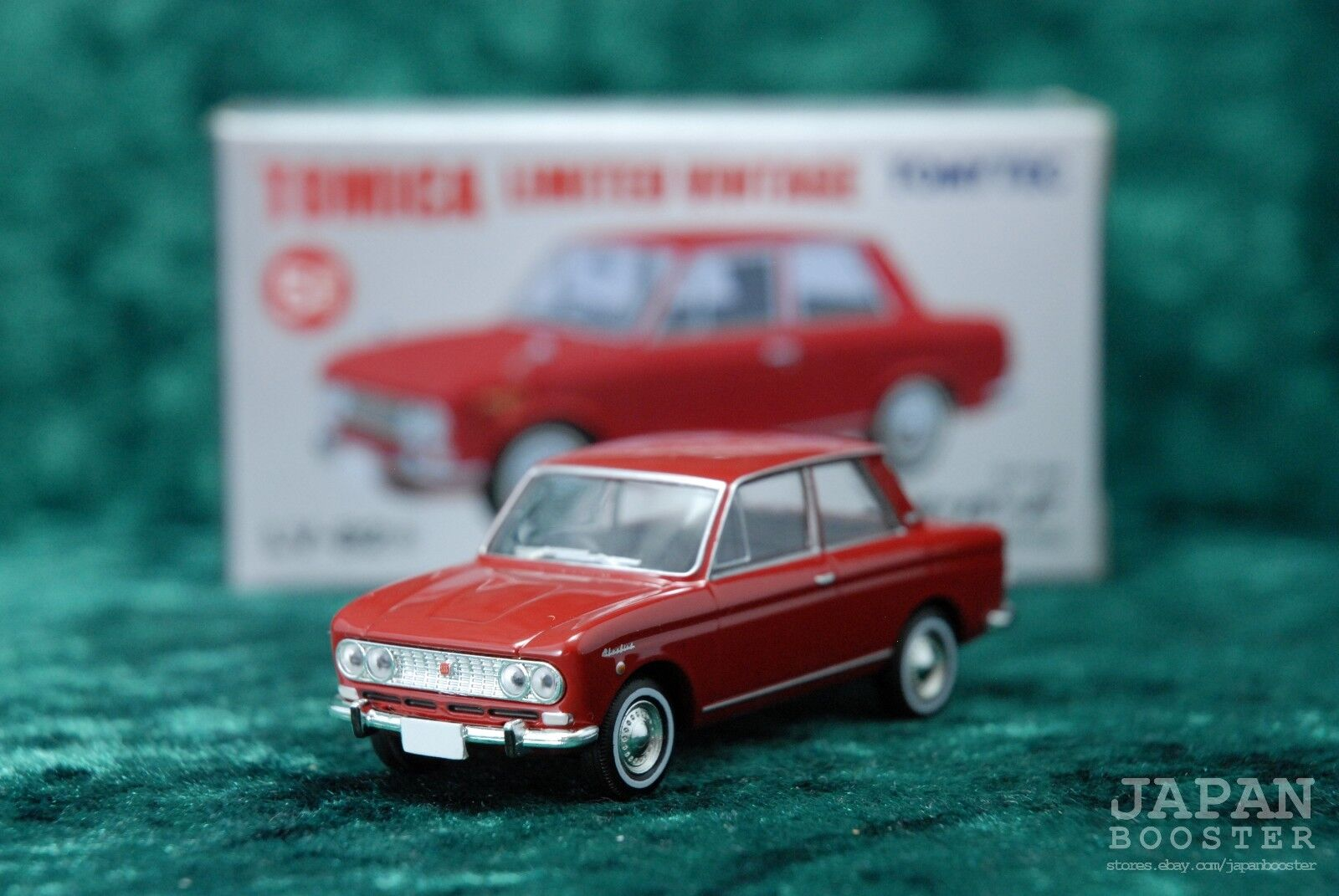 Tomica Limited Vintage Datsun Bluebird 2 Door Sedan 1600sss For Sale Online Ebay