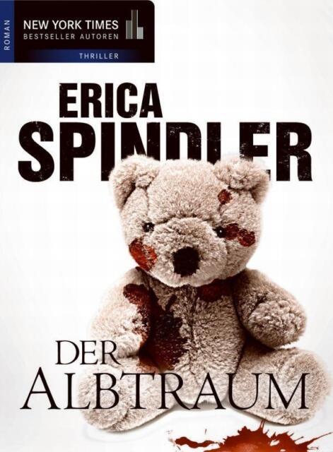 Der Albtraum von Erica Spindler (2011, Taschenbuch), UNGELESEN