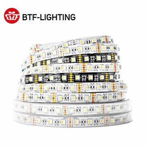 5050-RGB-RGBW-LED-Tira-Luces-Cinta-cambio-color-bajo-armarios-Cocina-Iluminacion