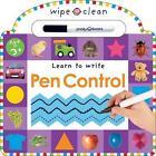 Pen Control von Roger Priddy (2012, Gebundene Ausgabe)