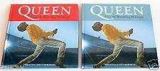 QUEEN LIVE AT WEMBLEY VOL.1 +VOL 2 CD AND BOOK  POLISH IMPORT SEALED