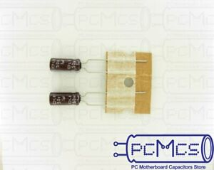 30 Pcs of Nippon ChemiCon NCC KMG Series 50V 4.7UF Made in Japan Capacitor 5x11