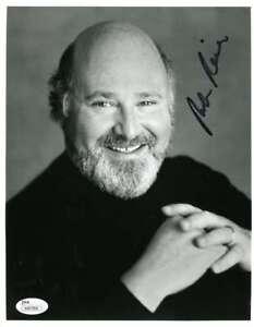 ROB-REINER-JSA-Coa-Autograph-8x10-Photo-Hand-Signed-Authentic