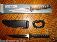 Cold Steel High Performance Knives Knife Blades The Bowie Spike And Sheath Chain