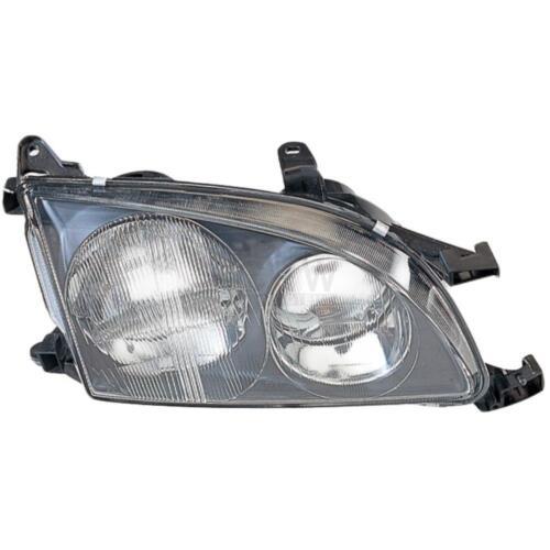 Halogen Scheinwerfer links für Toyota AVENSIS /_T22/_ 09.97-02.03 Blinker