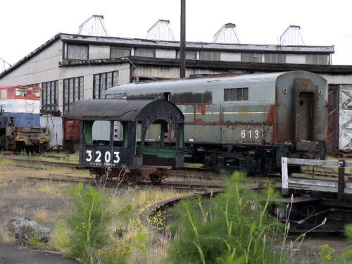 SOUTHERN PACIFIC BROOKLYN ROUNDHOUSE AND ITS TRAINS HO SCALE MODELERS GUIDE