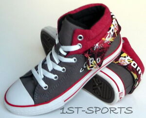 189c56760343 Image is loading Converse-Juniors-Trainers-Shoes-CT-PC2-Mid-Canvas-