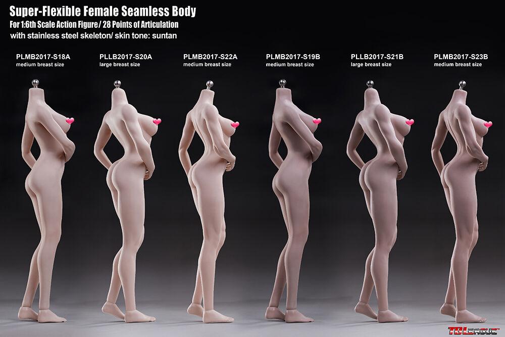 los clientes primero Tbleague cuerpo femenino Modelo S18A S19B S20A S21B S22A S22A S22A S23B pálido Bronceado Semaless  ahorra hasta un 30-50% de descuento