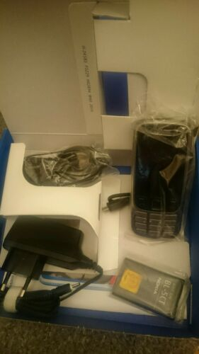 1 von 1 - Nokia  6303i - Silber (Ohne Simlock) 100% Original! sehr Neuwertig!!