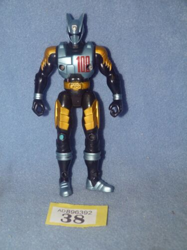 Power Rangers SPD Figure Collection Full Set