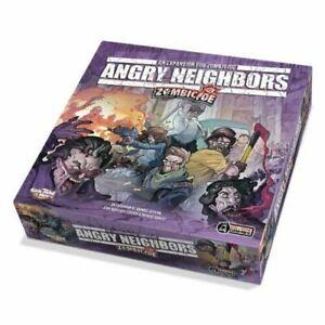 Zombicide-angry-neighbors-2-ampliacion-juego-Asmodee-nuevo