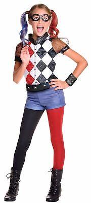 Rubies DC Comics Superman Justice League Girls Jumpsuit Halloween Costume 641110