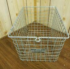 Lyon (General Offices) Vintage Locker Storage Baskets *Farmhouse Style*