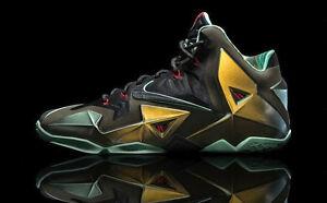 Nike Lebron 11 XI King s Pride Size 12. 616175-700 bhm all star ... 19e48dc6f5cb