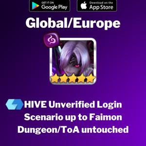 Global-Europe-Beelzebub-Dark-Demon-Summoners-War-Faimon-Starter-Account