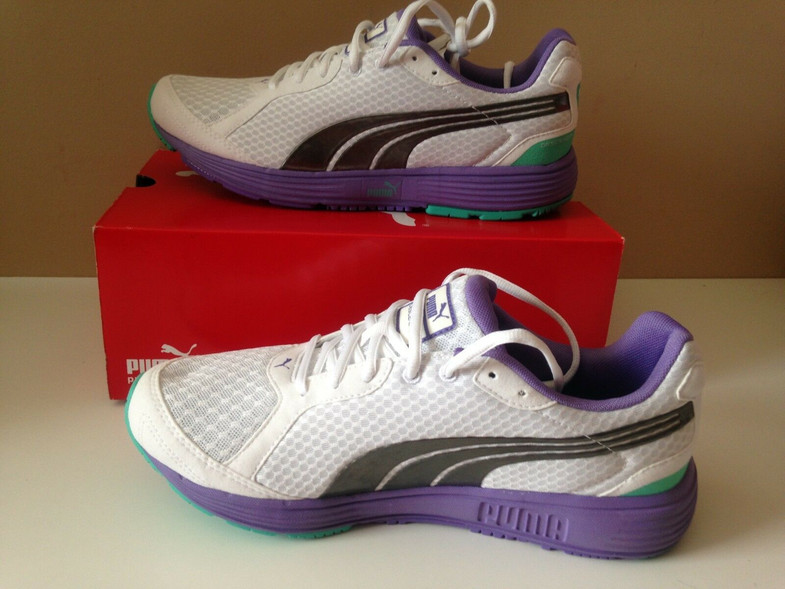NIB PUMA DESCENDANT V1.5  Women's shoes 187288 02 CHOOSE SIZE RUNNING