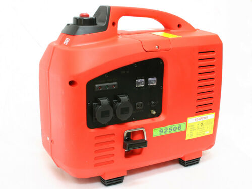 Inverter Generatore elettrico gruppo elettrogeno benzina portatile 2,8 kW 230V