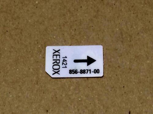 069E00750  Xerox ColorQube 8580//N configuration card