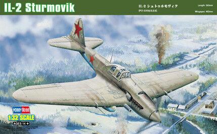 Hobby Boss 1 32 Ilyushin Il-2 Sturmovik @
