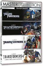 TRANSFORMERS - COLLEZIONE COMPLETA  (4 DVD) regia Michael Bay