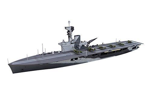 Aoshima British Aircraft Carrier HMS Hermes Battle of Ceylon Sea Model Kit NEW