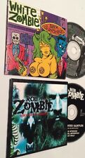 White Zombie Rob / Promo CDs Metal Black Sunshine Thunder Kiss Iron Head