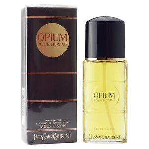 Yves Saint Laurent Opium Pour Homme 50 ml EDP Eau de Parfum Spray YSL
