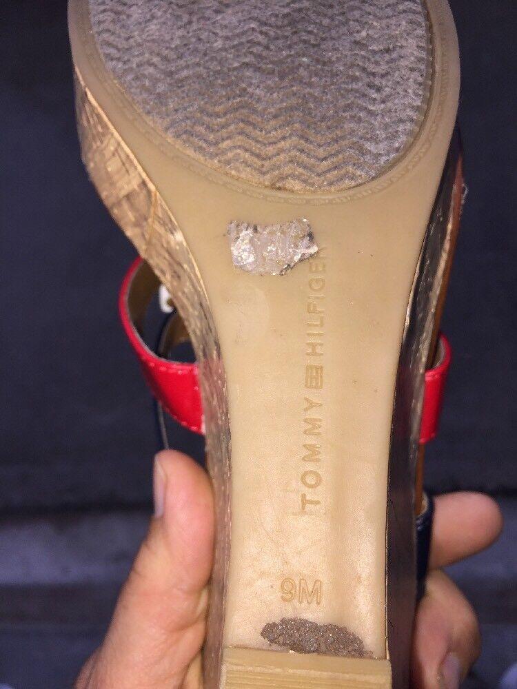 SALE @ TOMMY HILFIGER Mili Sandals Clogs Wedges H… - image 10