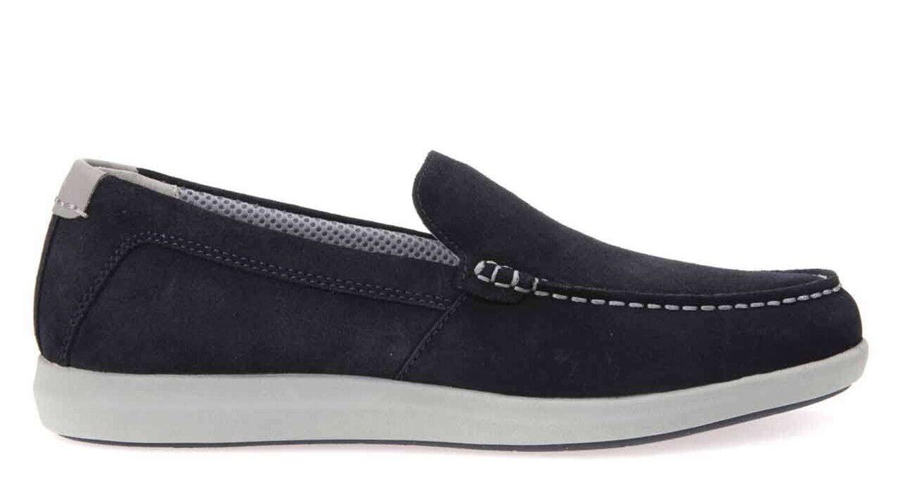 GEOX RESPIRAR YOOKING U824NB zapatos de hombre mocasines botas botas botas safari oxford 914557